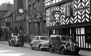 Lichfield, Cars c1955