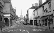 Lichfield, Conduit Street c1965