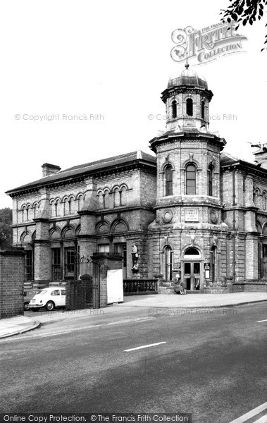 Photo of Lichfield, Library And Museum c.1965