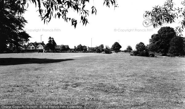 Photo of Lichfield, Priory Park c.1965