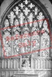Lichfield, St Chad's Church, East Window c.1960