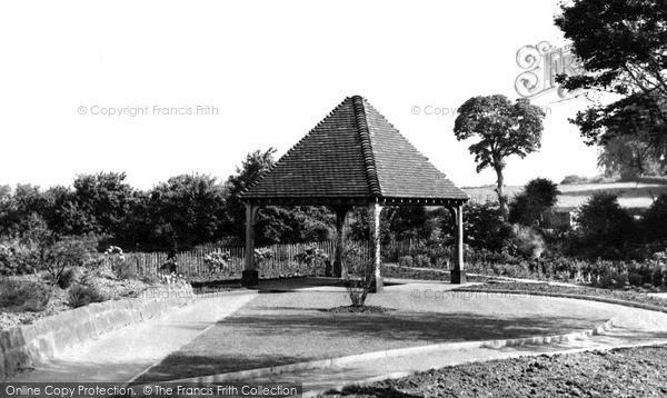 Photo of Lichfield, St Chad's Well c.1955