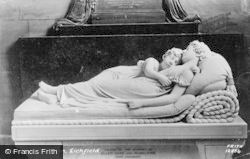 Lichfield, The Cathedral, The Sleeping Children c.1880