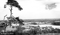 Lickey, Bittell Reservoirs c.1965
