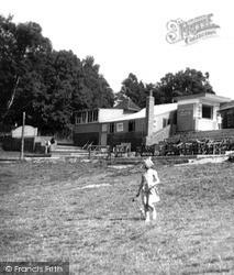 Cofton Wood Tea Rooms c.1955, Lickey