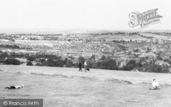 Lickey, From The Hills c.1965