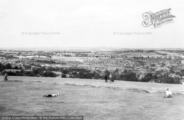Photo of Lickey, Hills c.1965