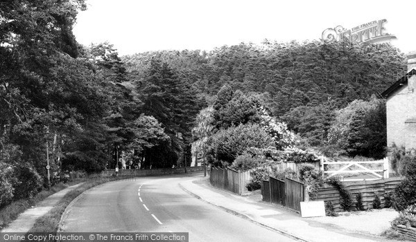 Photo of Lickey, Hills c.1965