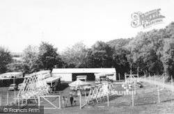 Lickey Hills Amusement Park c.1965, Lickey
