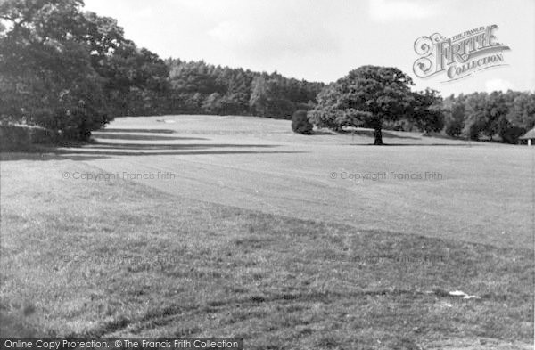 Photo of Lickey, The Golf Course c.1955