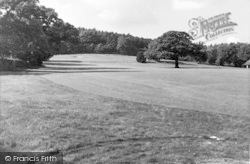 Lickey, The Golf Course c.1955
