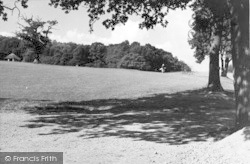 The Golf Course c.1955, Lickey