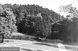 Lickey, The Park c.1955