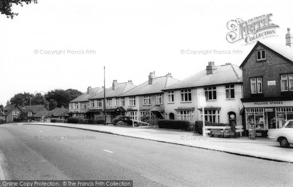 Photo of Lickey, The Post Office c.1965