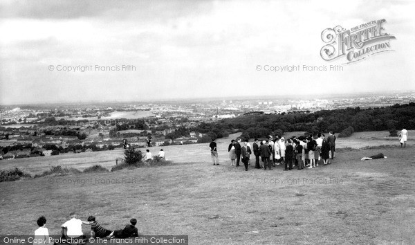 Photo of Lickey, View From The Beacon c.1965