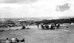 View From The Beacon c.1965, Lickey