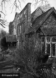 Lickfold Cottage c.1950, Lickfold