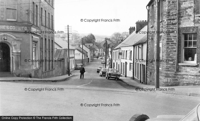 Photo of Lifford, Main Street c.1960