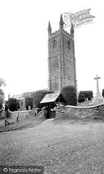 Lifton, St Mary's Parish Church 1957