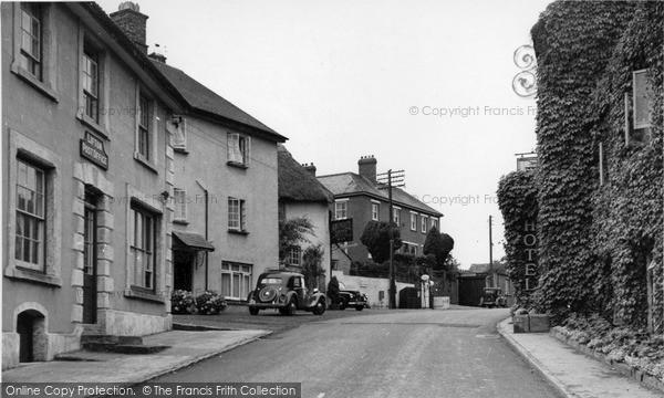 Photo of Lifton, The Village c.1955