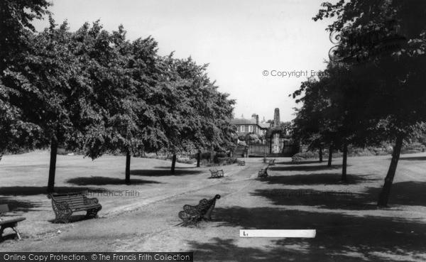 Photo of Lightcliffe, The Stray c.1965