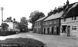 Lilbourne, Main Road c.1955