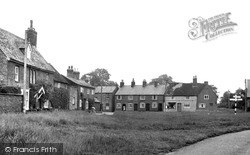 Lilbourne, The Green c.1955