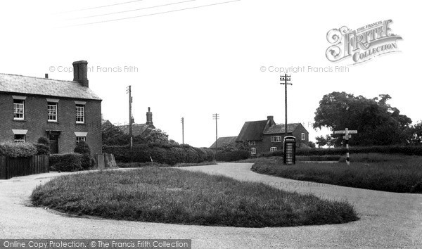 Photo of Lilbourne, The Green c.1955