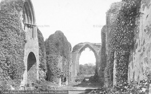 Photo of Lilleshall, Abbey 1898