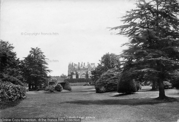 Photo of Lilleshall, Hall 1898