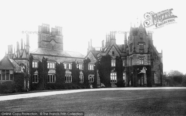 Photo of Lilleshall, Hall 1898