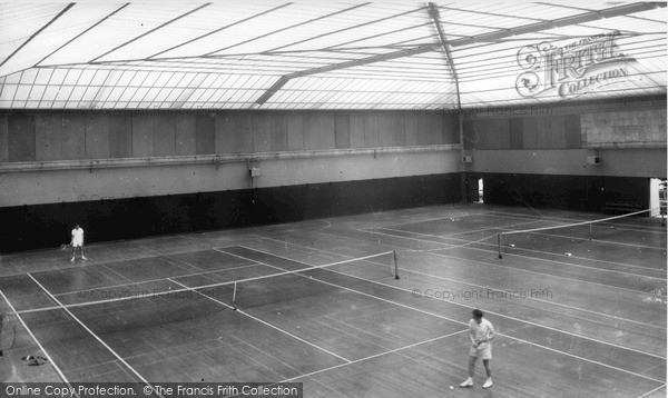 Photo of Lilleshall, King George VI Memorial Hall, National Sports Centre c.1960