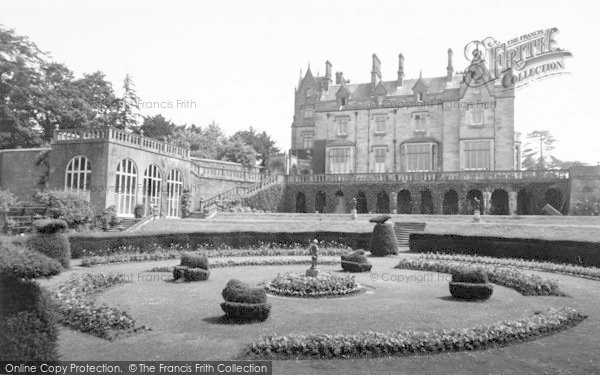 Photo of Lilleshall, National Recreation Centre, House And Gardens c.1960