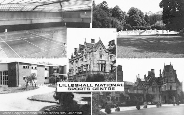 Photo of Lilleshall, National Sports Centre Composite c.1955