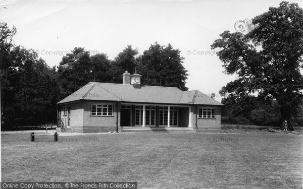 Photo of Lilleshall, National Sports Centre, Sports Pavilion c.1960