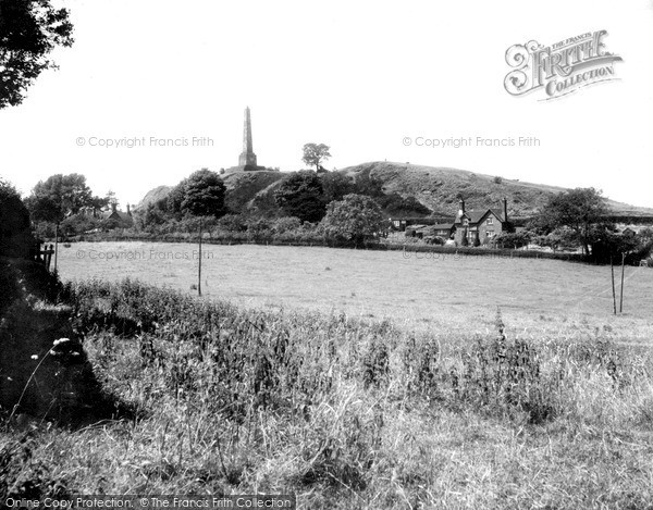 Photo of Lilleshall, The Hill c.1960