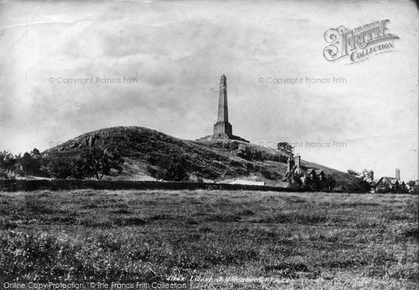 Photo of Lilleshall, The Monument 1898