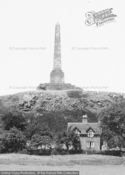 Photo of Lilleshall, The Monument c.1955