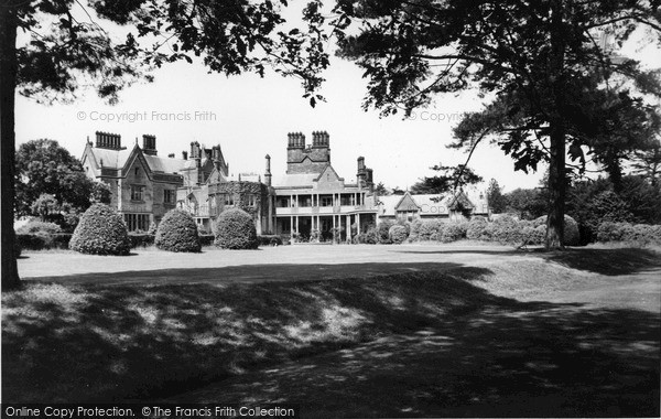 Photo of Lilleshall, The National Recreation Centre c.1960