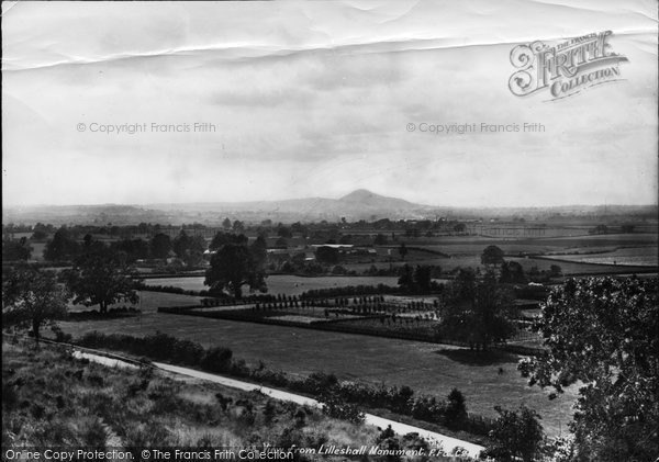 Photo of Lilleshall, View From The Monument 1898
