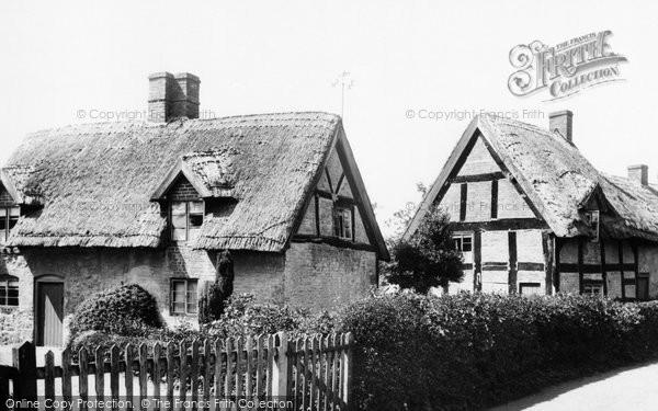 Photo of Lilleshall, Village 1898