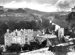 Limpley Stoke, Above The Hydro 1901