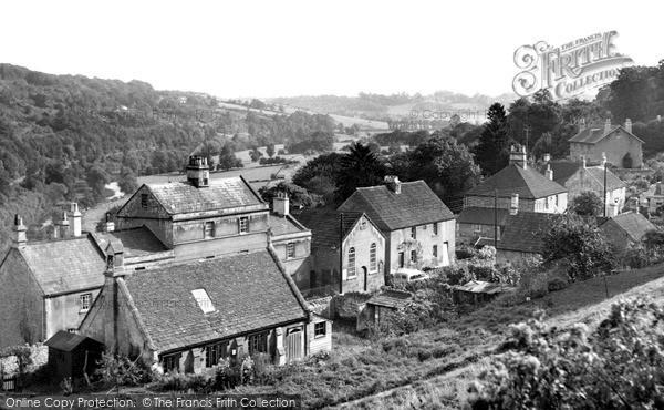 Photo of Limpley Stoke, c.1955