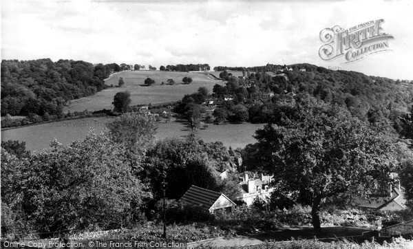 Photo of Limpley Stoke, c.1955