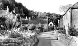 Limpley Stoke, Middle Village c.1955