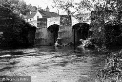 Limpley Stoke, The Bridge c.1955