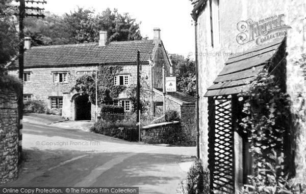 Photo of Limpley Stoke, The Hop Pole Inn c.1950