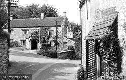 The Hop Pole Inn c.1950, Limpley Stoke