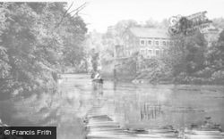 Limpley Stoke, The Mill c.1950