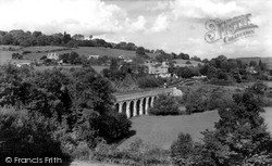 Limpley Stoke, The Viaduct c.1955